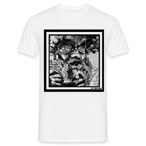 Chaos folie - T-shirt Homme