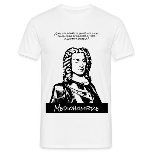 Blas de Lezo (Mediohombre) - Camiseta hombre