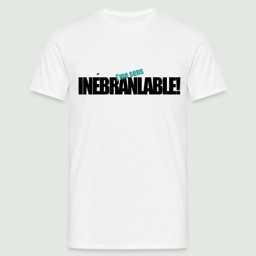 Inébranlable - T-shirt Homme