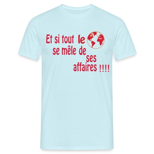 BNT création - T-shirt Homme
