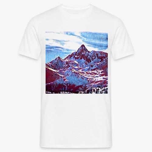 Red Mountain - Maglietta da uomo