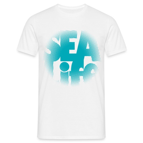 Sealife surfing tees, clothes and gifts FP24R01A - Miesten t-paita
