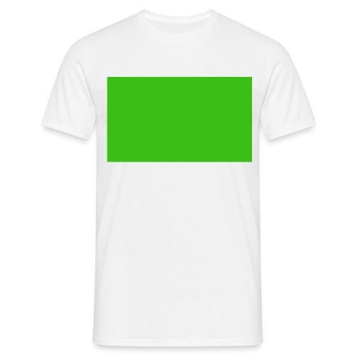 Green Screen - Maglietta da uomo