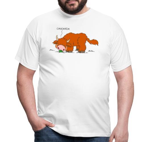 Shortcake - Omnomnom - Männer T-Shirt