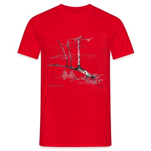 kaarikoivu - Miesten t-paita