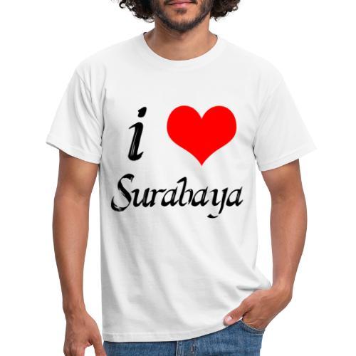 surabaya png - Mannen T-shirt