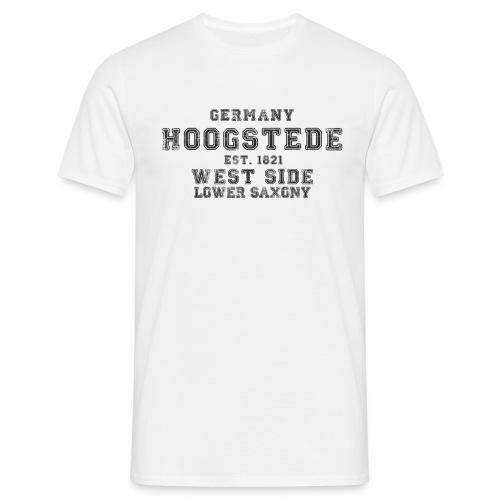 Hoogstede png - Männer T-Shirt