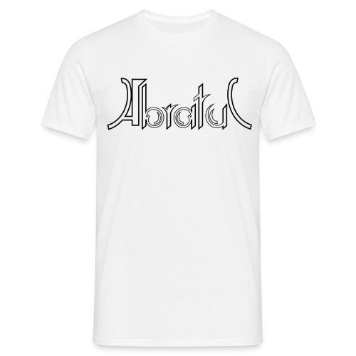 LogoBlack png - Männer T-Shirt