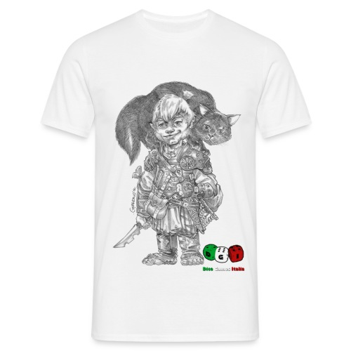 ego stampa png - Maglietta da uomo