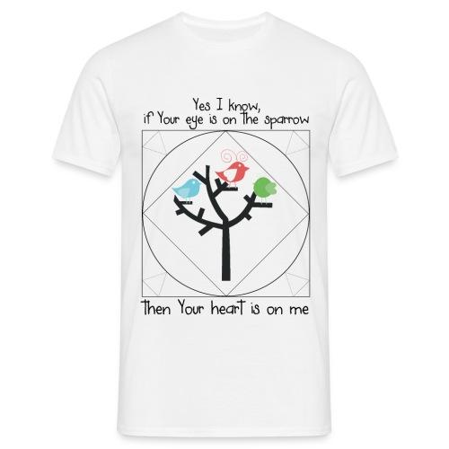 prayklein - Männer T-Shirt