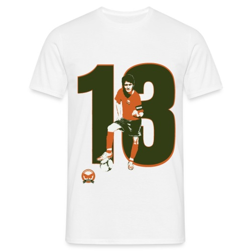Stolt13 tryck png - T-shirt herr