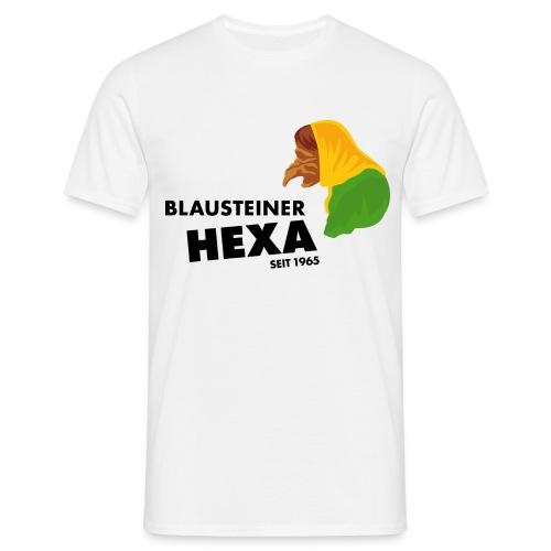 Hexe Schriftzug 1965 - Männer T-Shirt