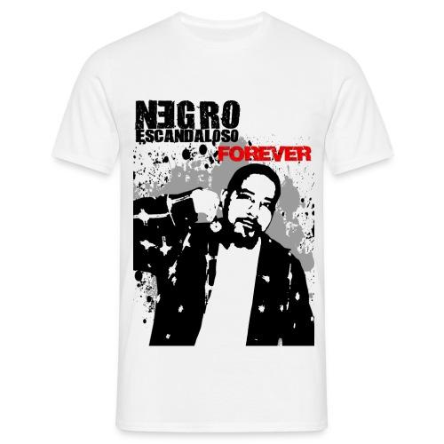 Negro Es 1 png png - T-shirt herr