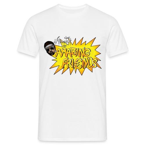 gfaflogo2 png - Men's T-Shirt