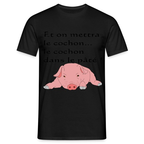 pimoch10 png - T-shirt Homme