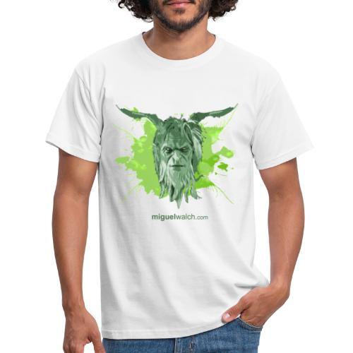 IMG 33 green png - Männer T-Shirt
