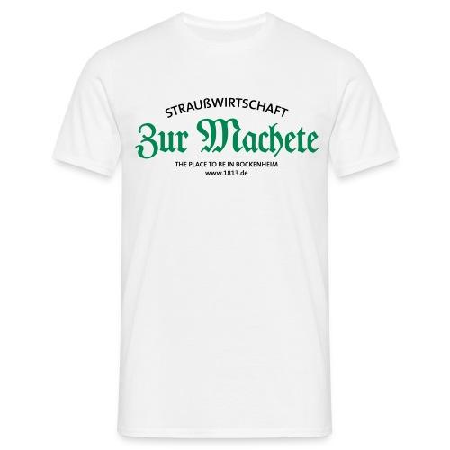 machete - Männer T-Shirt