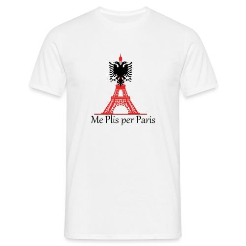 Me Plis per Paris png - Männer T-Shirt