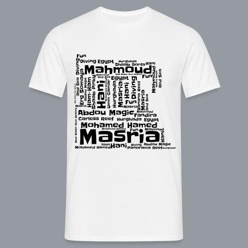 Masria - Männer T-Shirt