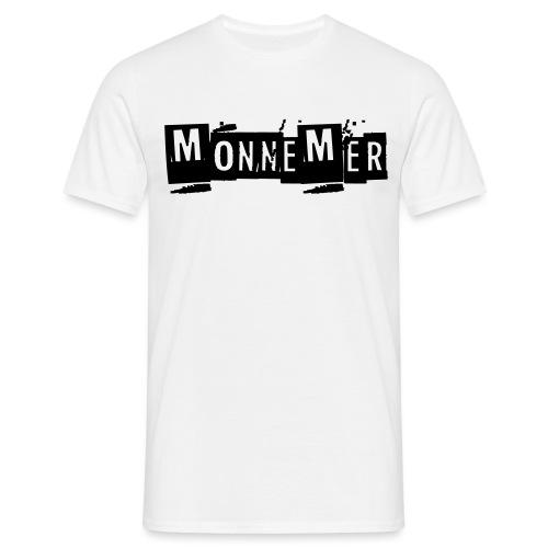 monnemer - Männer T-Shirt