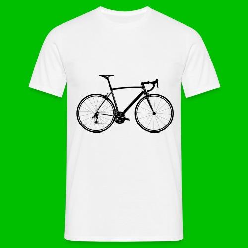 Rennrad png - Männer T-Shirt