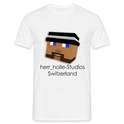 Holli Kopflogo png - Männer T-Shirt
