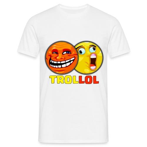 TROLLOL png - Camiseta hombre
