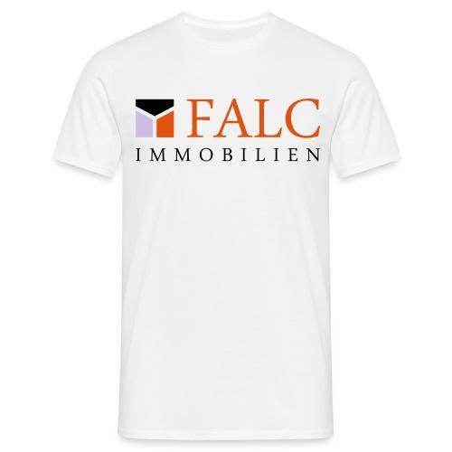 Falc Immobilien - Männer T-Shirt