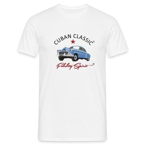 CarCubanClassic05 - Männer T-Shirt