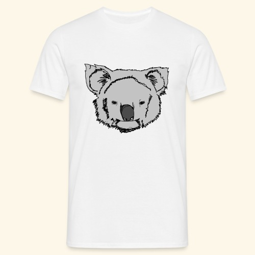 regressivefaceBEST png - Men's T-Shirt