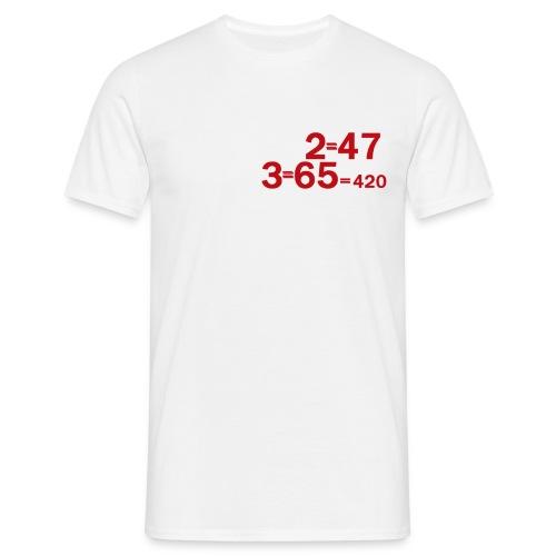 365247420 - Miesten t-paita