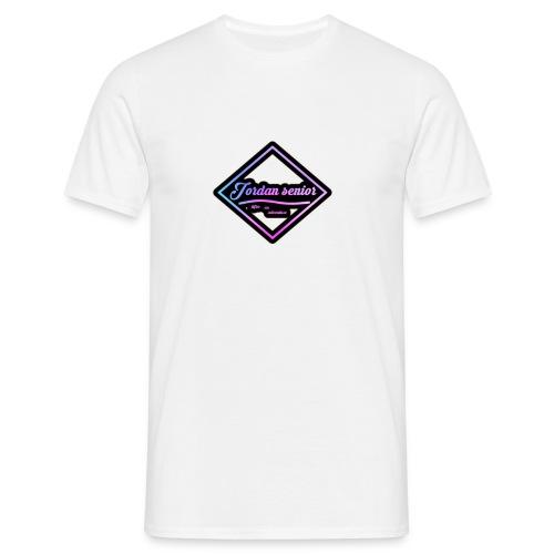 jordan sennior logo - Men's T-Shirt