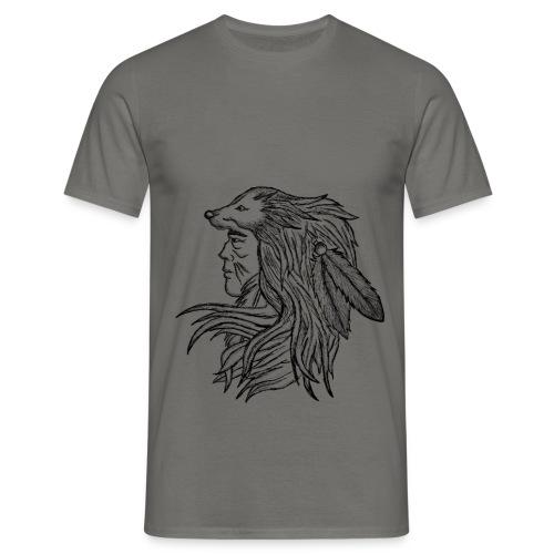 Native American - Maglietta da uomo