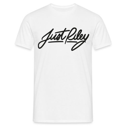 Just Riley Signature - Men's T-Shirt