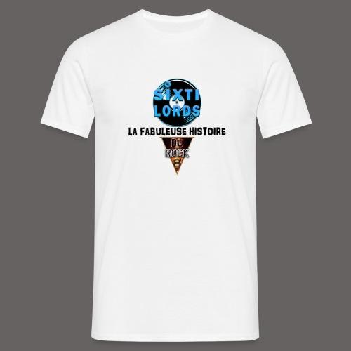 logo sixtilords tshirts2 - T-shirt Homme