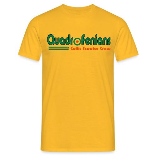 quadrofenians - Men's T-Shirt