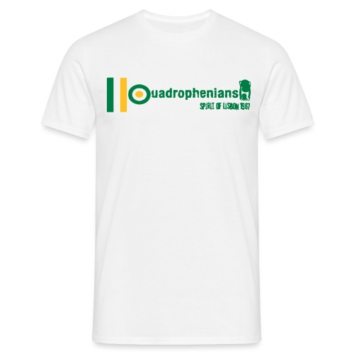 quadrofenians2 - Men's T-Shirt