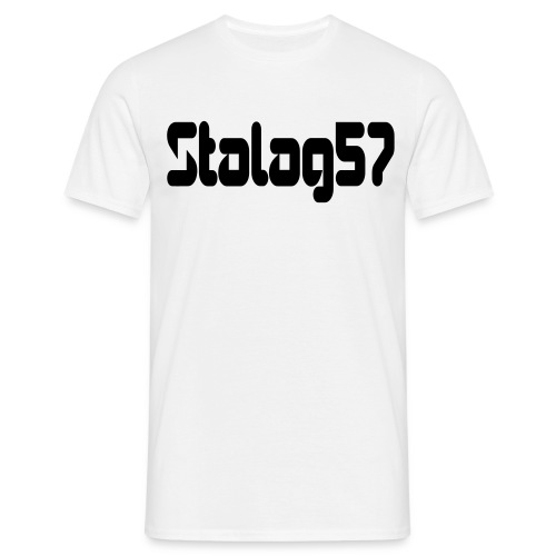 logo texte - T-shirt Homme