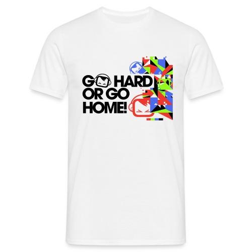 whitetshirtunisex - Men's T-Shirt