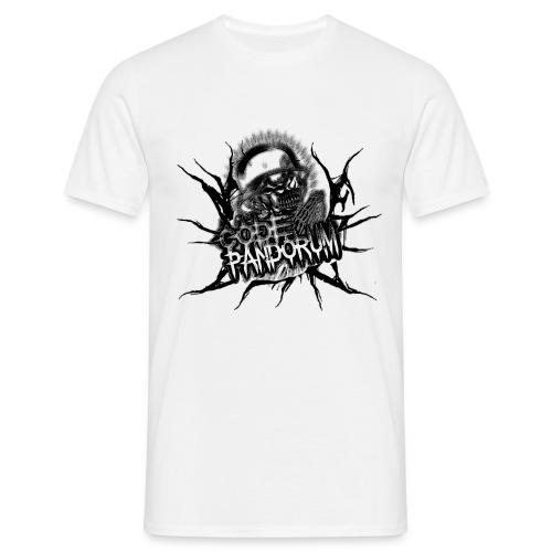 Code Pandorum Military by Xonic Art Design B - Men's T-Shirt