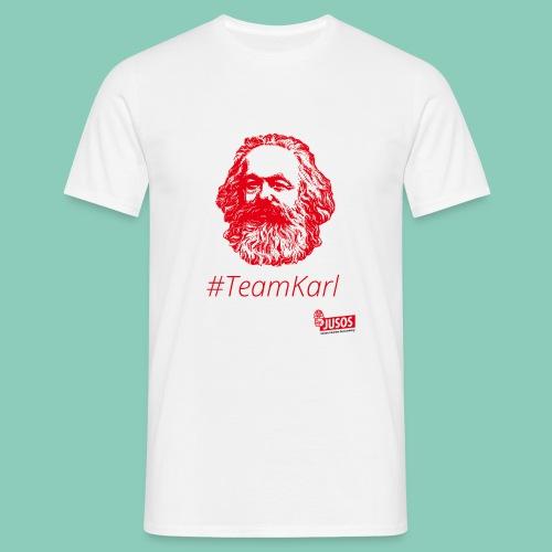 team karl png - Männer T-Shirt