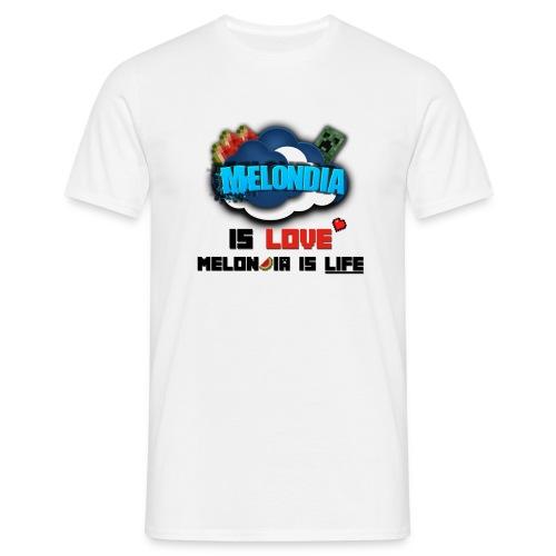 Melondia Miitti Tpaita - Miesten t-paita