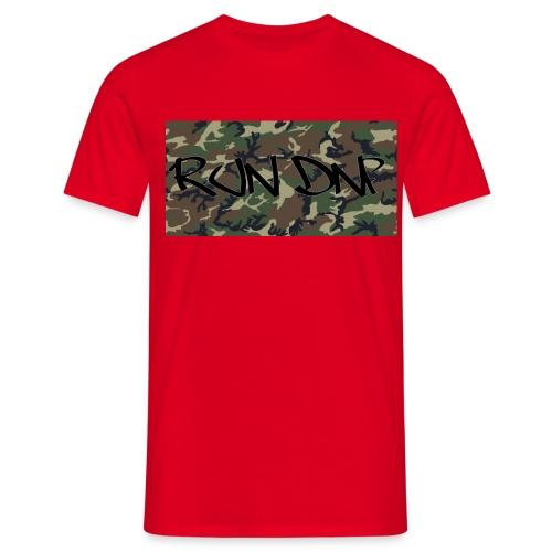 camouflage rundnf - Männer T-Shirt