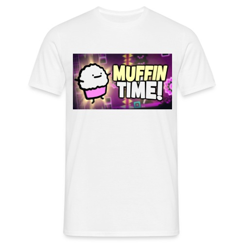 Its Muffin Time 2 - Männer T-Shirt