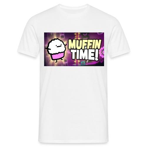 Its Muffin Time 2 - Männer T-Shirt