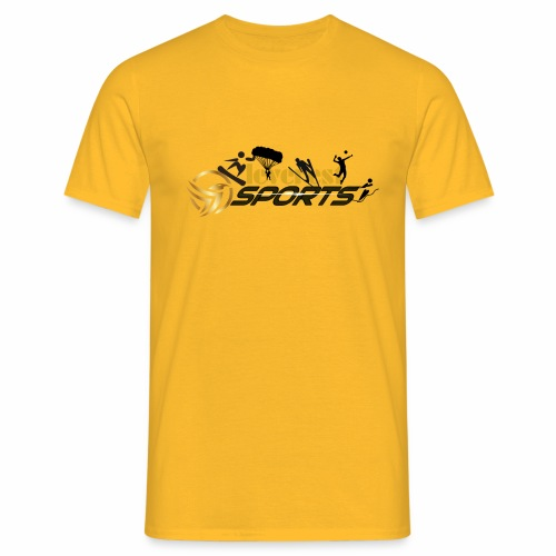 Leverest Sports - Männer T-Shirt