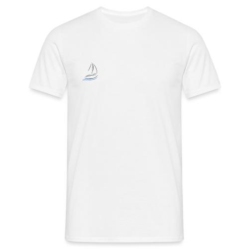B O A T - T-shirt herr
