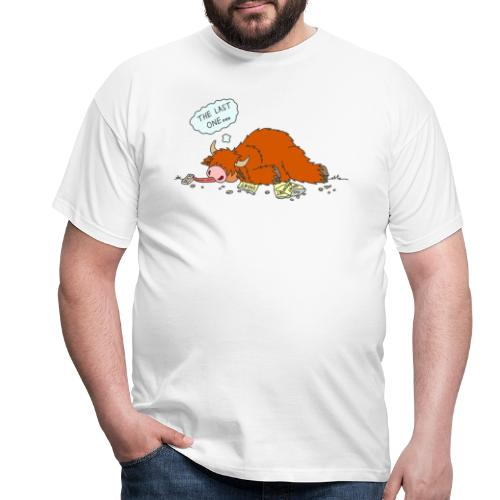 Shortcake - Der letzte Keks... - Männer T-Shirt