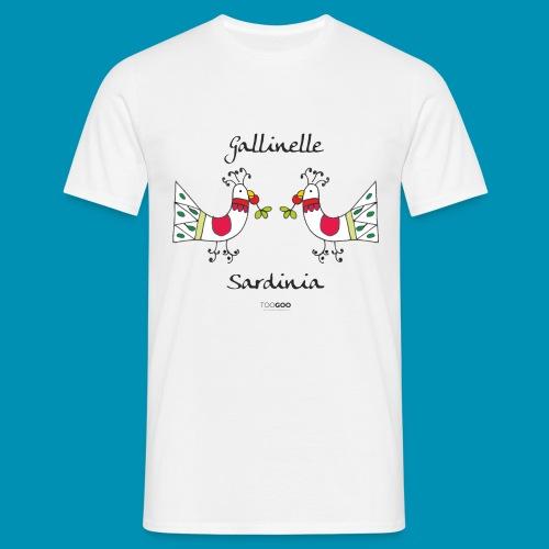 Gallinelle - Maglietta da uomo