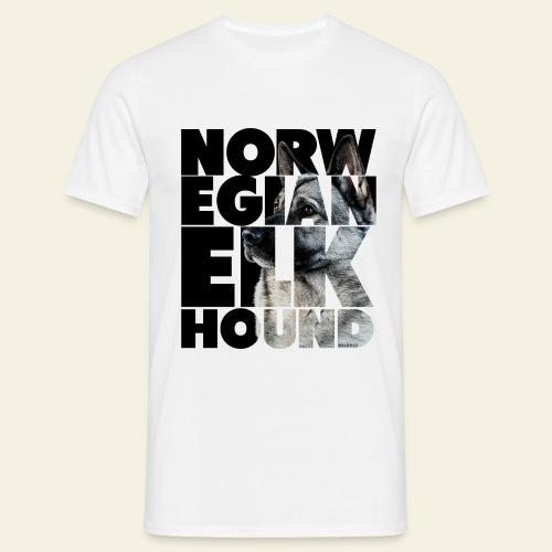 NASSU Norjanharmaa 2 - Miesten t-paita